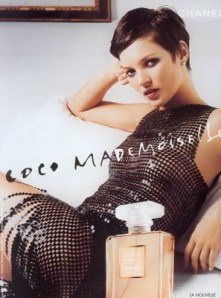 Kate Moss for Coco Mademoiselle