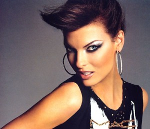 Linda Evangelista for MAC